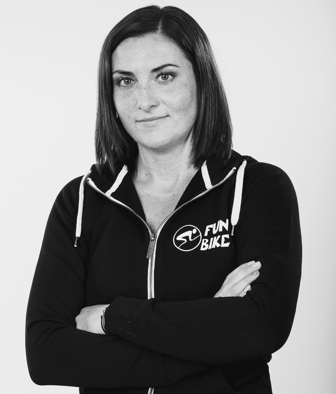 Anna Trusz instruktor spinning Fun-Bike Przemyśl