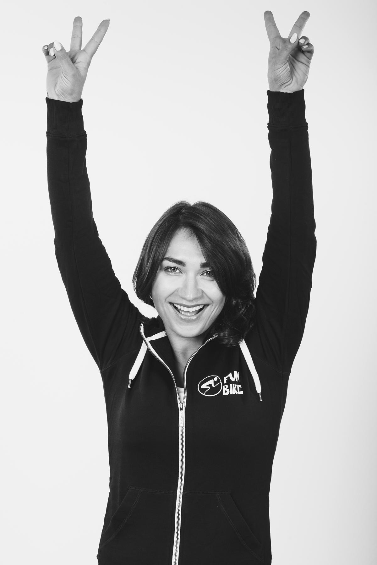 Natalia Tymec instruktor spinning Fun-Bike Przemyśl
